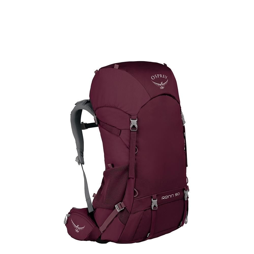 Osprey Renn 50 Women's Backpack aurora purple backpack