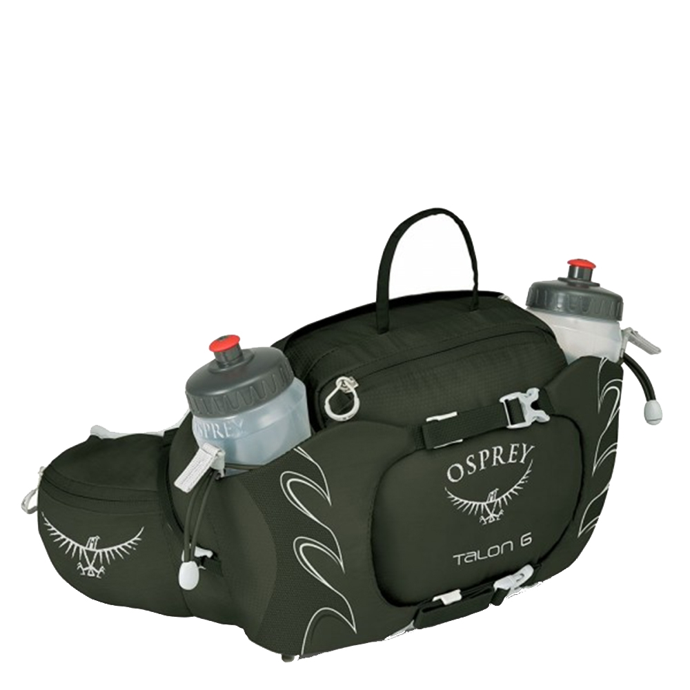 Osprey Talon 6 Lumbar yerba green backpack