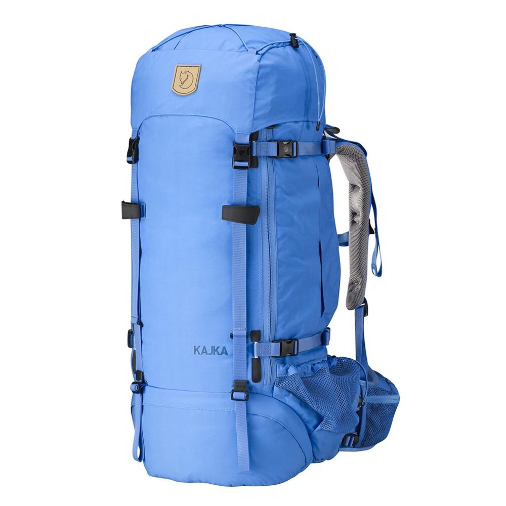 Fjallraven Kajka 55 W un blue backpack <br/>€ 334.00 <br/> <a href='https://tc.tradetracker.net/?c=15082&m=779702&a=107398&u=http%3A%2F%2Fwww.travelbags.nl%3A80%2Ffjallraven-kajka-55-w-un-blue.html' target='_blank'>Bestellen</a>