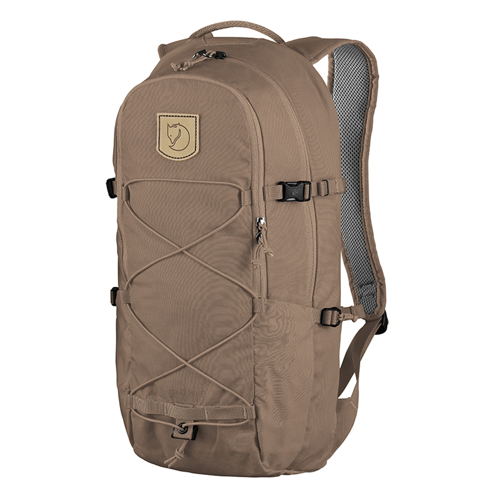 Fjallraven Abisko Hike 15 dark sand backpack