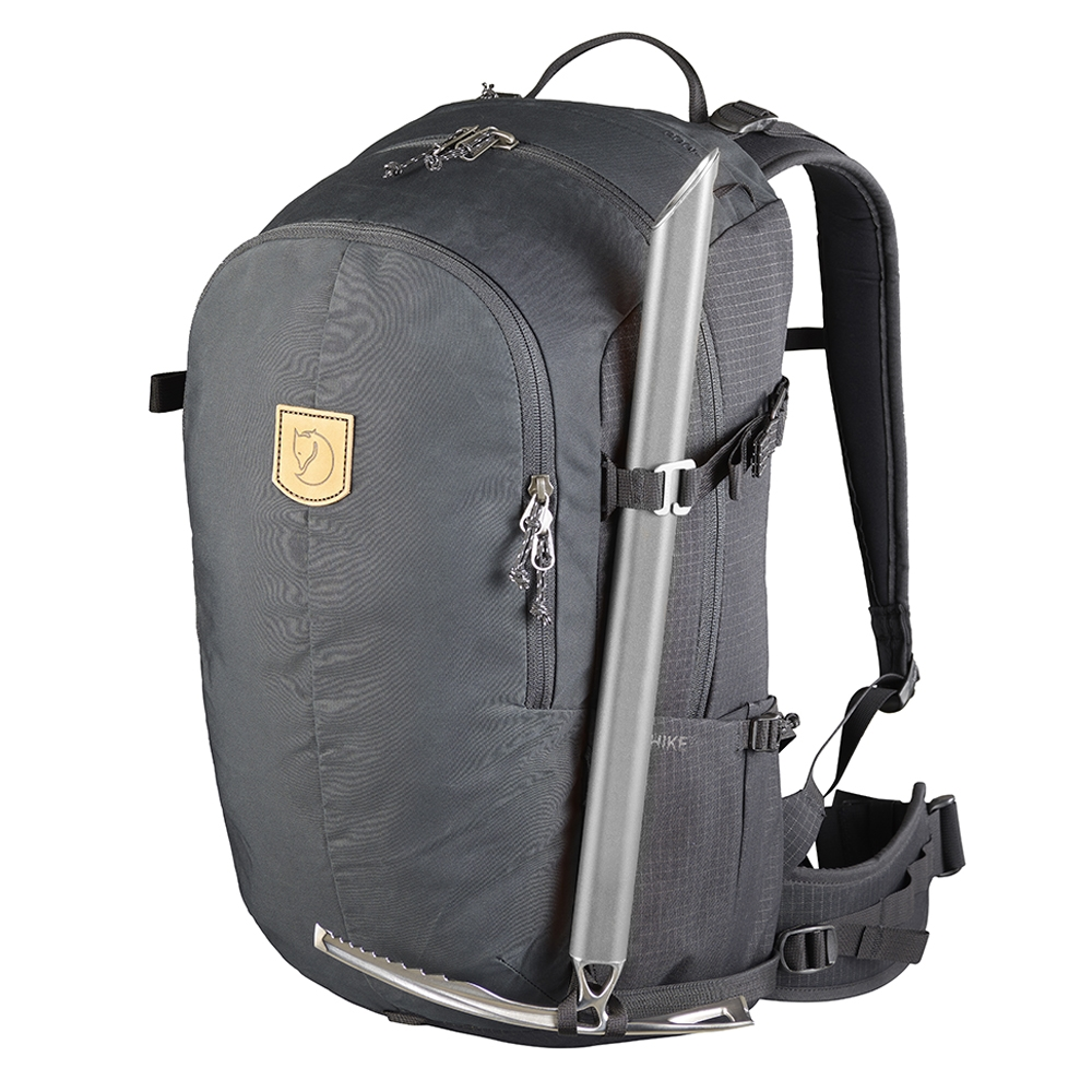 Fjallraven Keb Hike 30 black-black backpack