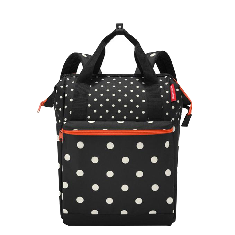 Reisenthel Travelling Allrounder R mixed dots backpack