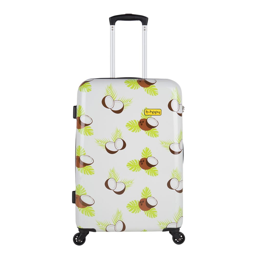 Bhppy Crazy Coco Trolley 67 white - 1