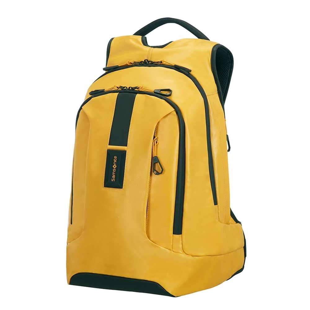 Samsonite Paradiver Light Laptop Backpack L Plus yellow backpack