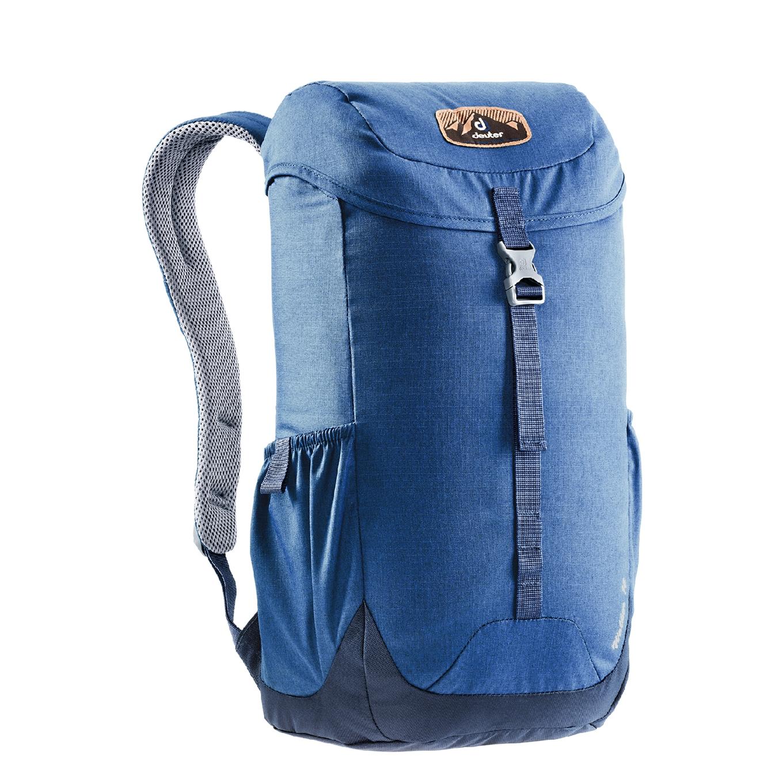 Deuter Walker 16 Daypack steel/navy backpack