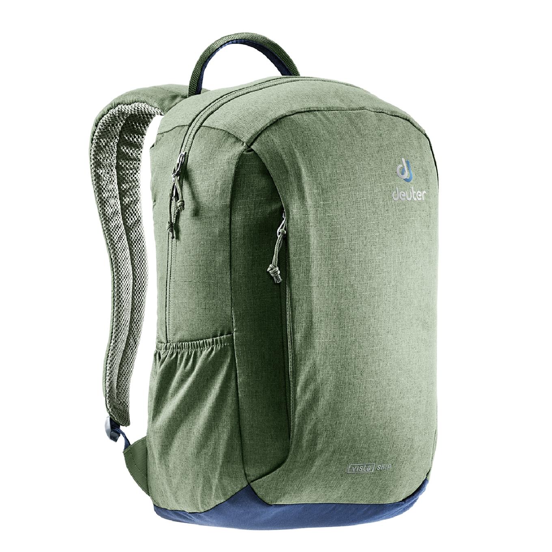Deuter Vista Skip Daypack khaki/navy backpack