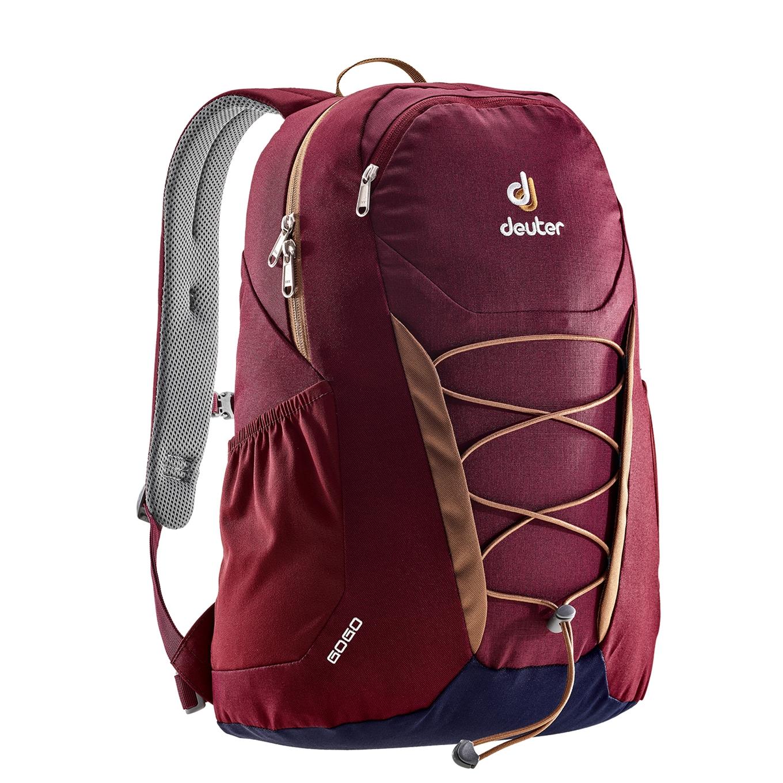 Deuter Gogo Backpack maron/navy
