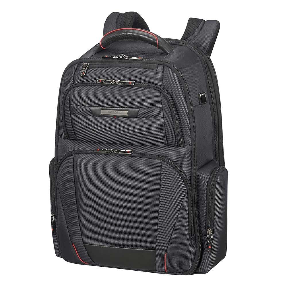 Samsonite Pro-DLX 5 Laptop Backpack 17.3'' Expandable black backpack