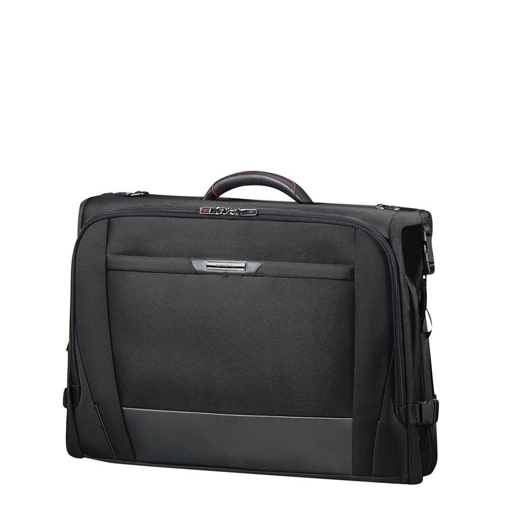 Samsonite Pro-DLX 5 Tri-fold Garment Bag black Kledinghoes