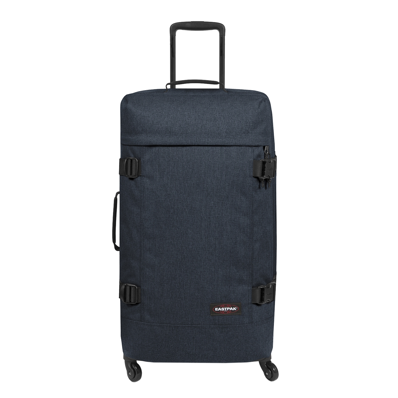 Eastpak Trans4 Trolley L triple denim Zachte koffer <br/></noscript><img class=