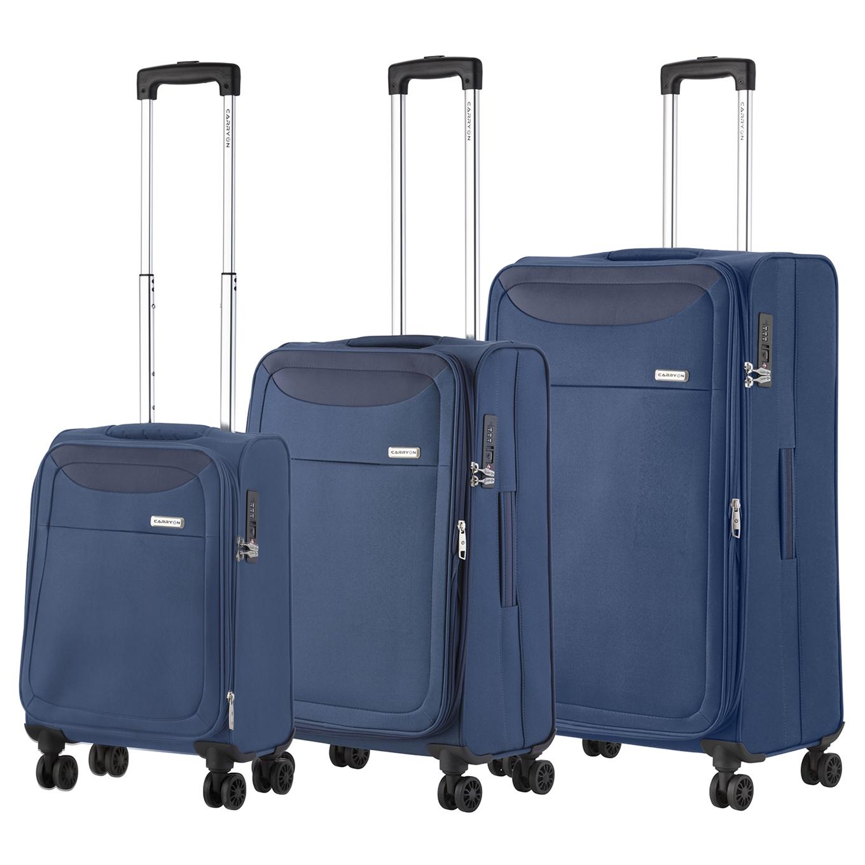 CarryOn Air Spinner 77 Steel Blue