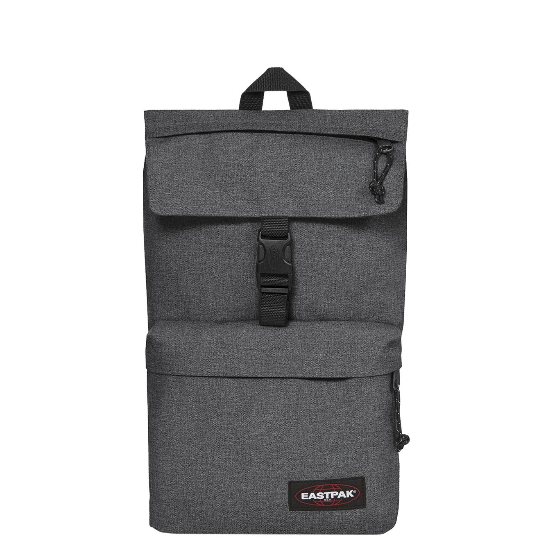 Eastpak Topher Rugzak black denim backpack