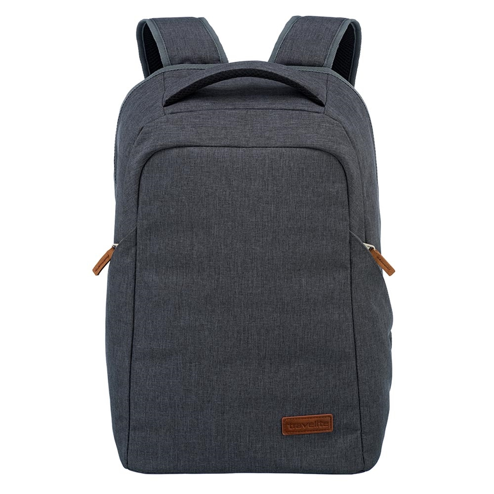 Travelite Basics Safety Backpack anthracite - 1