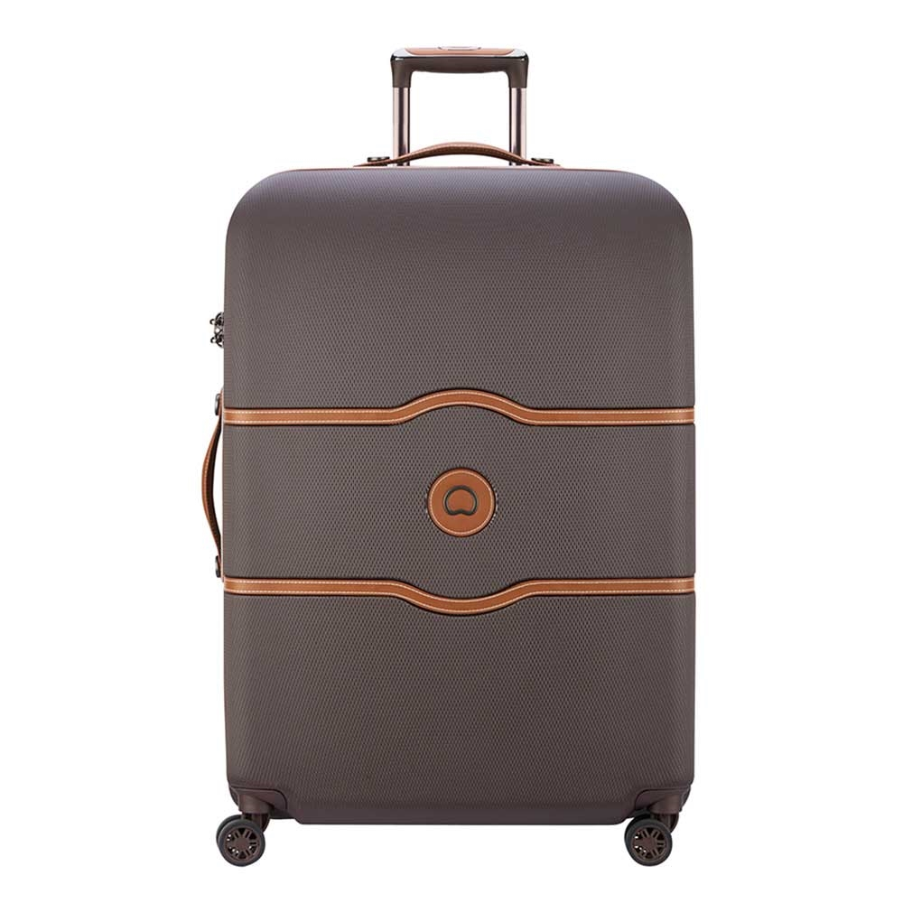 Delsey Chatelet Air 4 Wheel Trolley 77 chocolate - 1