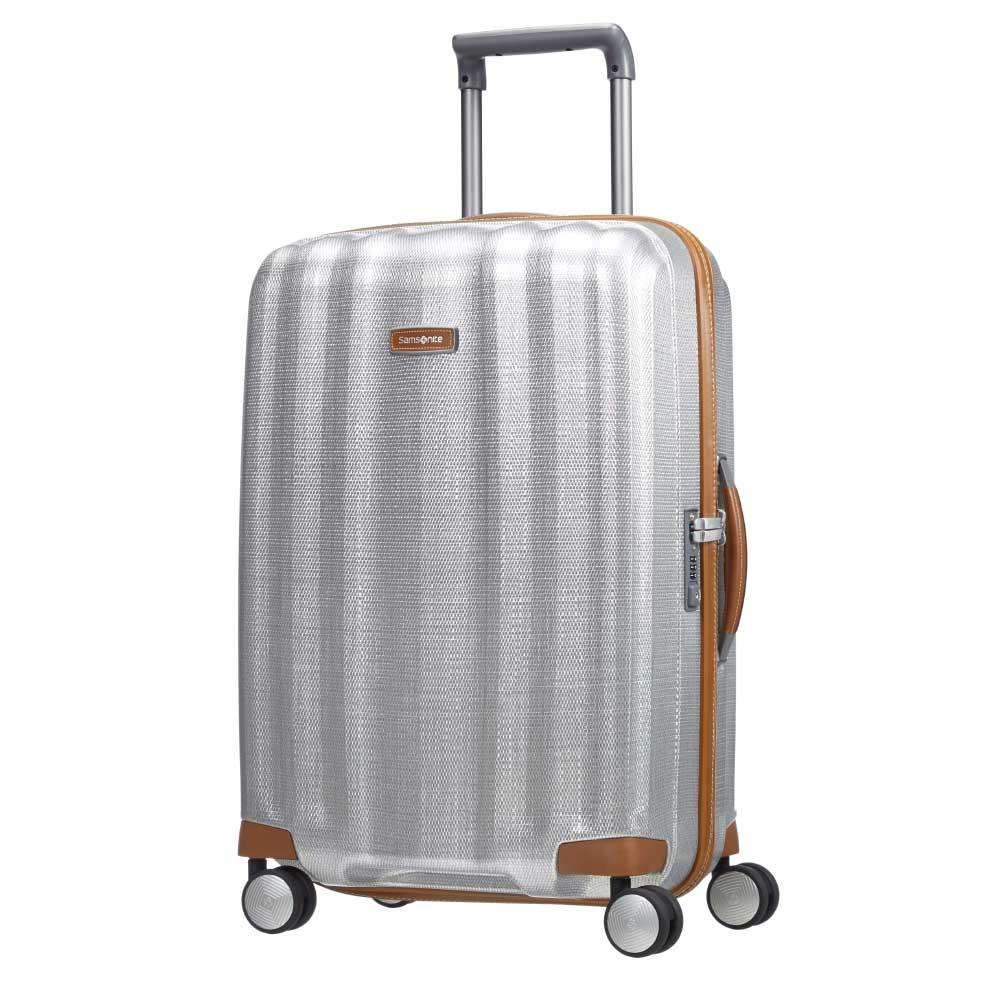 Samsonite Lite-Cube DLX Spinner 68 aluminium Harde Koffer <br/></noscript><img class=