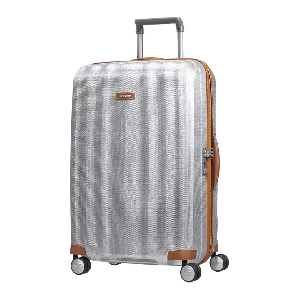 Samsonite Lite-Cube DLX Spinner 76 aluminium Harde Koffer <br/></noscript><img class=