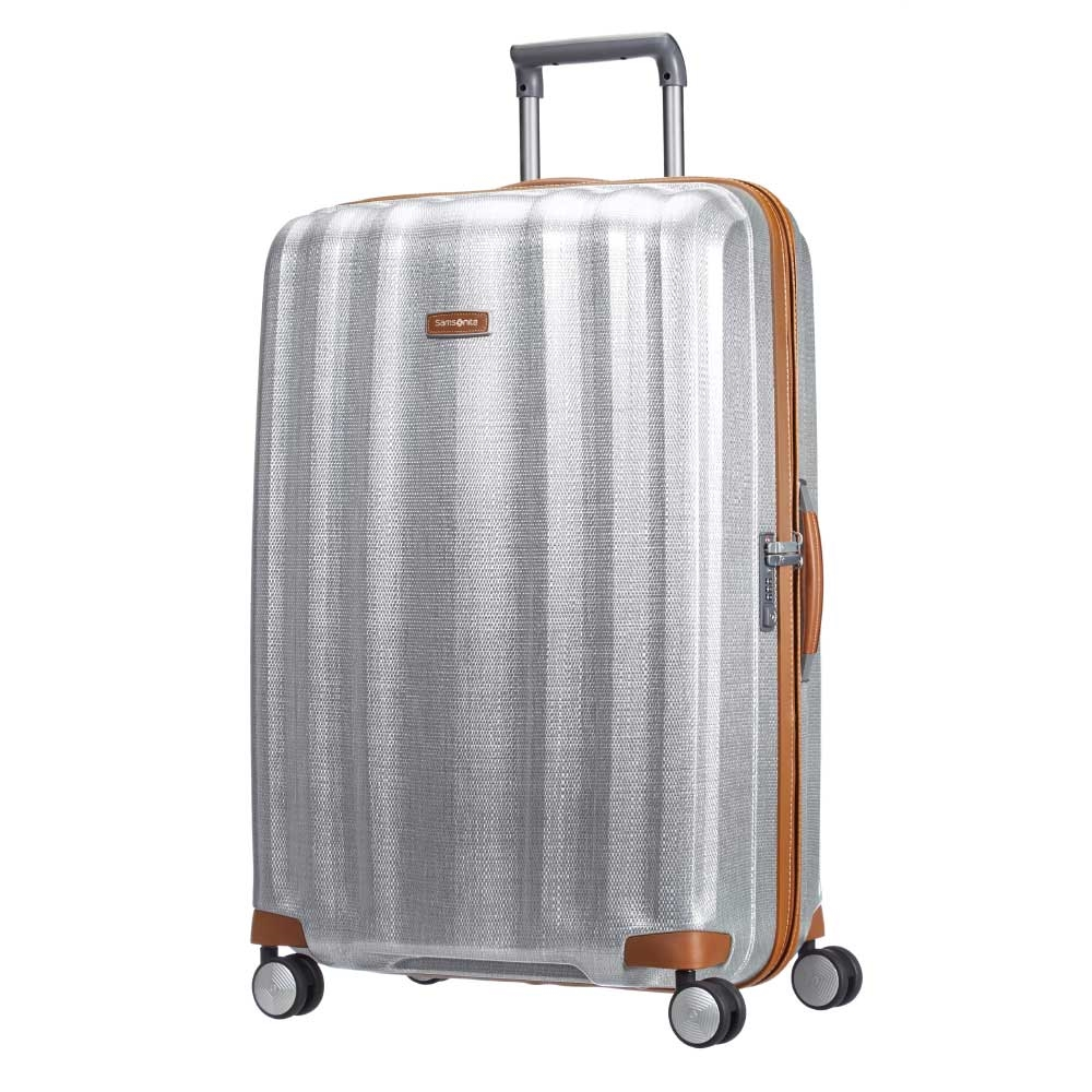 Samsonite Lite-Cube DLX Spinner 82 aluminium Harde Koffer <br/></noscript><img class=