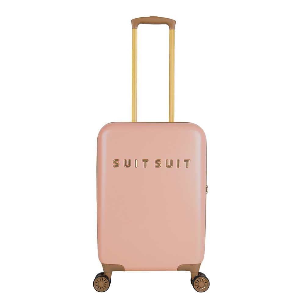 SuitSuit Fab Seventies Handbagage Trolley 55 coral cloud Harde Koffer <br/></noscript><img class=