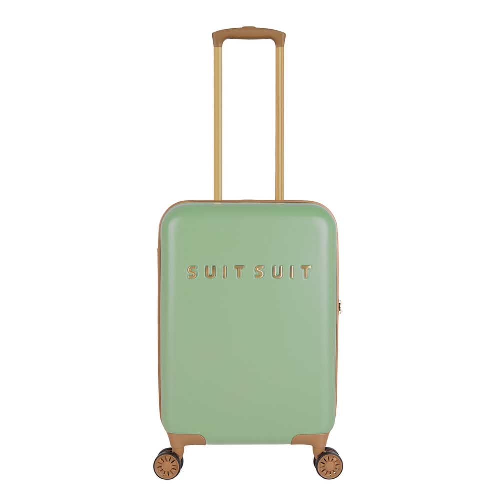SuitSuit Fab Seventies Handbagage Trolley 55 basil green Harde Koffer <br/></noscript><img class=