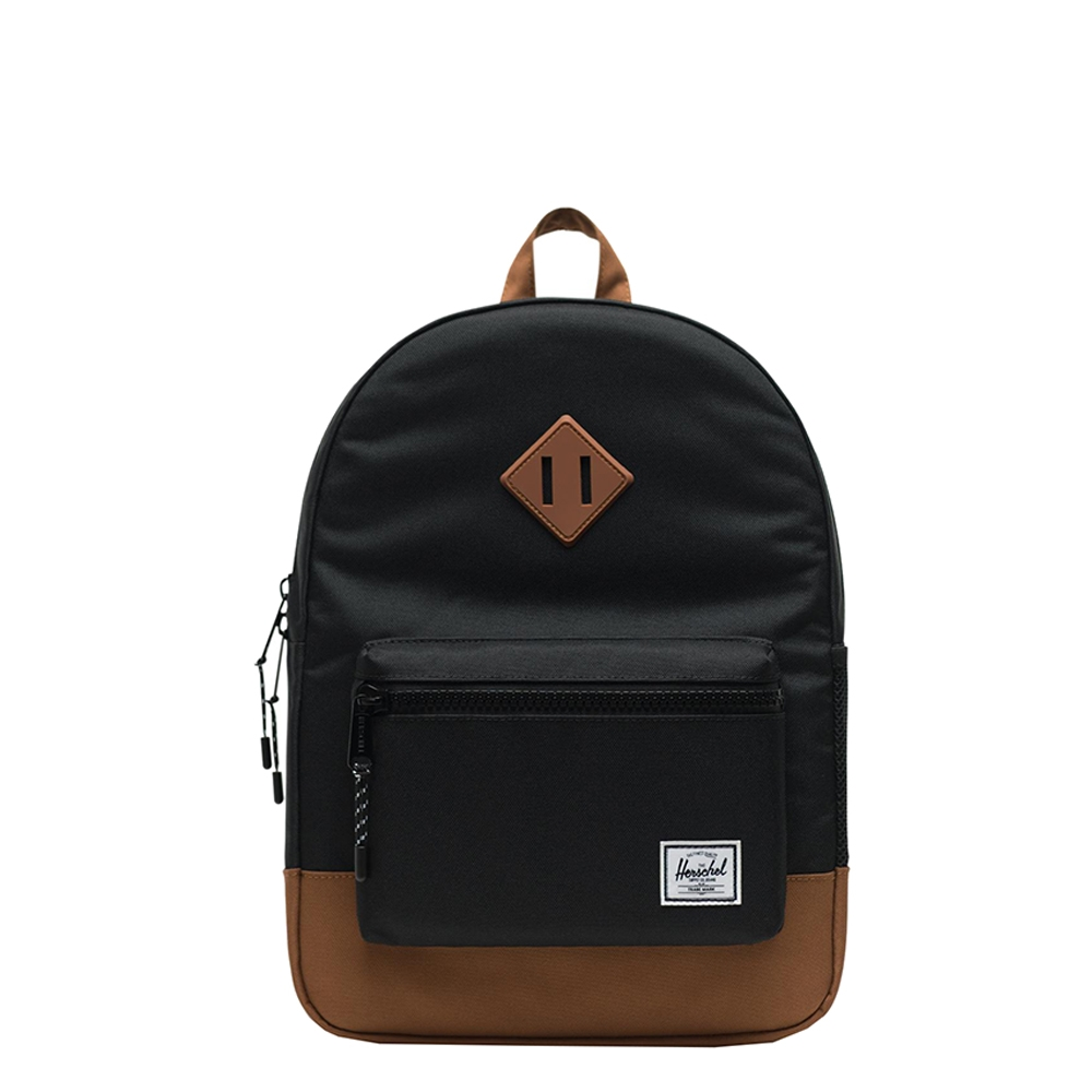 Herschel Supply Co. Heritage Youth Rugzak black-saddle brown