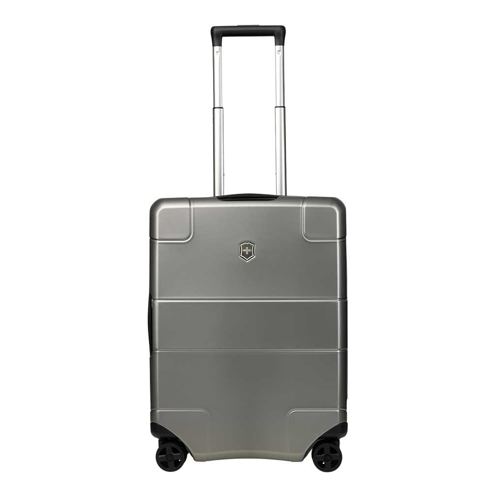 Victorinox Lexicon Global Carry-On titanium Zachte koffer <br/></noscript><img class=