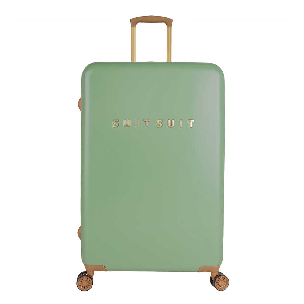SuitSuit Fab Seventies Trolley 76 basil green Harde Koffer <br/></noscript><img class=