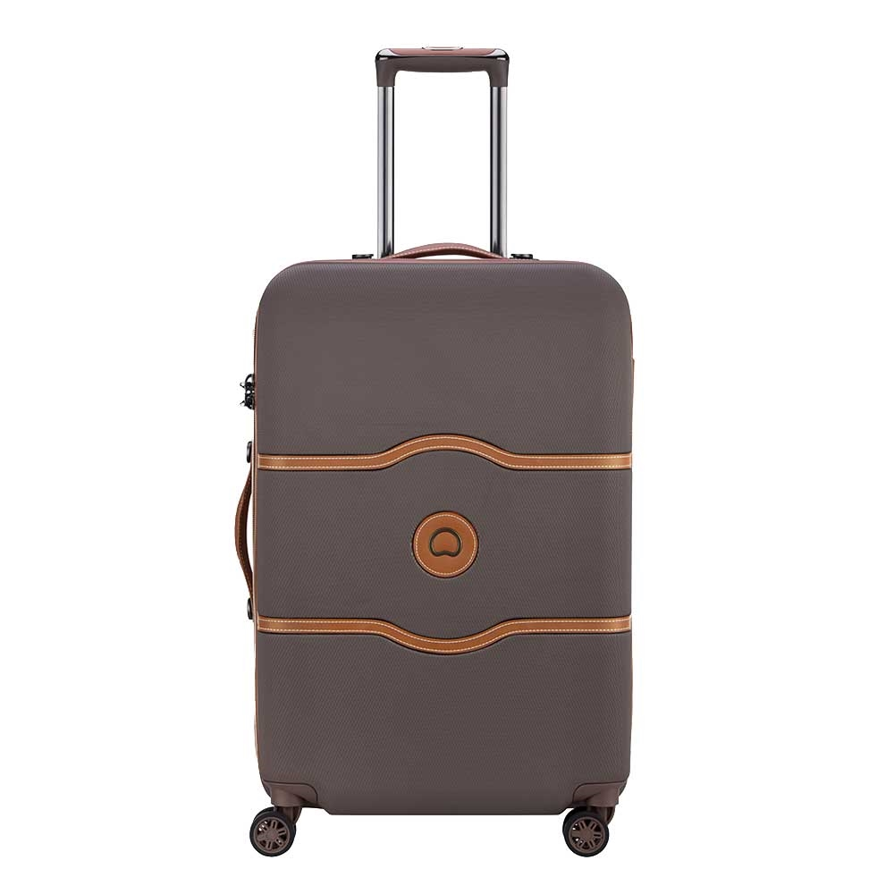 Delsey Chatelet Air 4 Wheel Trolley 67 chocolate - 1