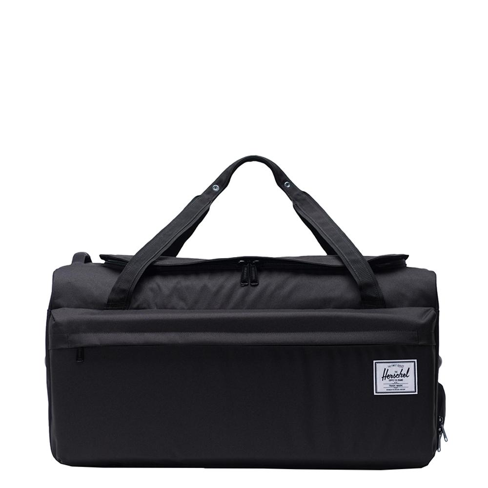 Herschel Supply Co.-Handtassen-Outfitter 70 L-Zwart