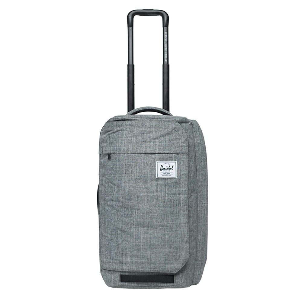 Herschel Supply Co. Wheelie Outfitter 50L Reistas raven crosshatch Reistas