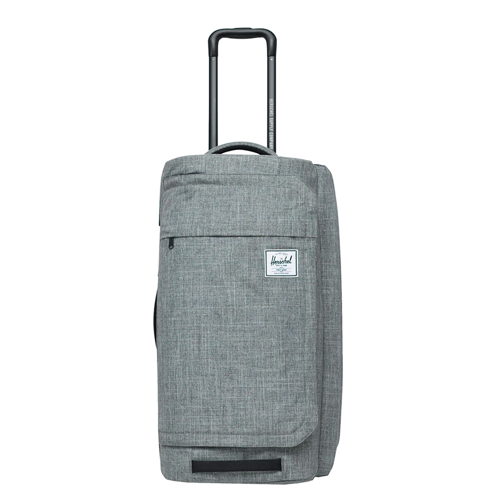 Herschel Supply Co. Wheelie Outfitter 70L Reistas raven crosshatch Reistas