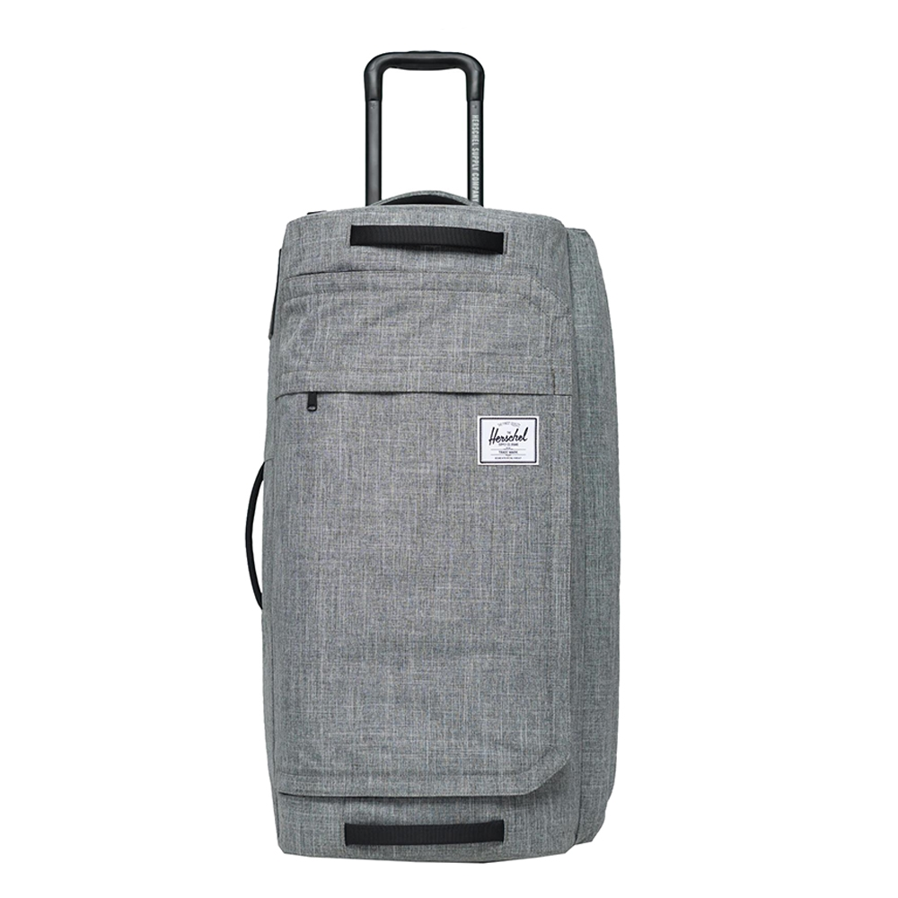 Herschel Supply Co. Wheelie Outfitter 90L Reistas raven crosshatch Reistas