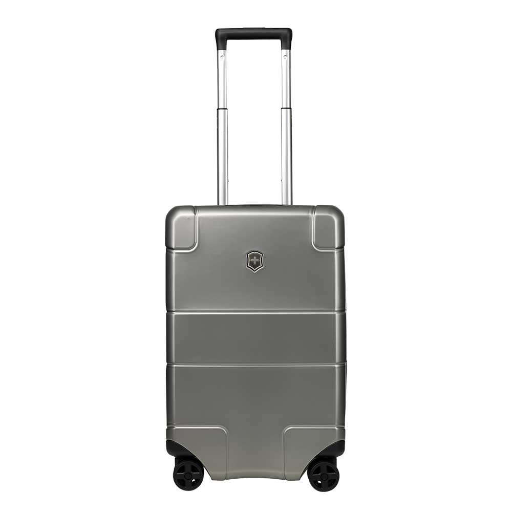 Victorinox Lexicon Frequent Flyer Carry-On titanium Harde Koffer <br/></noscript><img class=