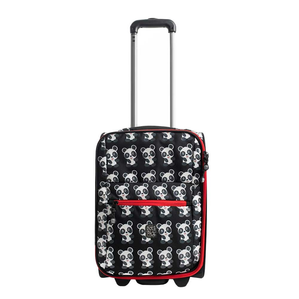 Pick & Pack Cute Panda Kindertrolley black multi Kinderkoffer <br/></noscript><img class=