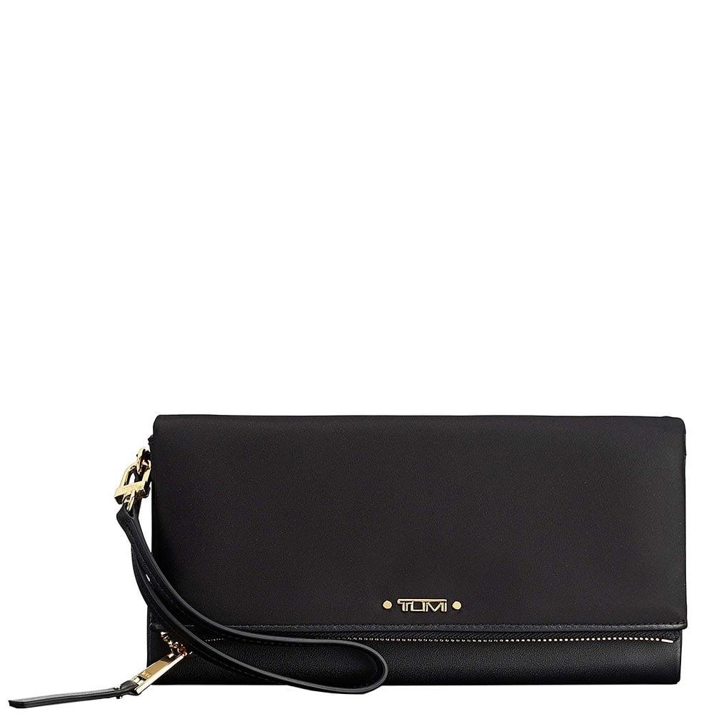Tumi Voyageur SLG Travel Wallet black Dames portemonnee <br/></noscript><img class=