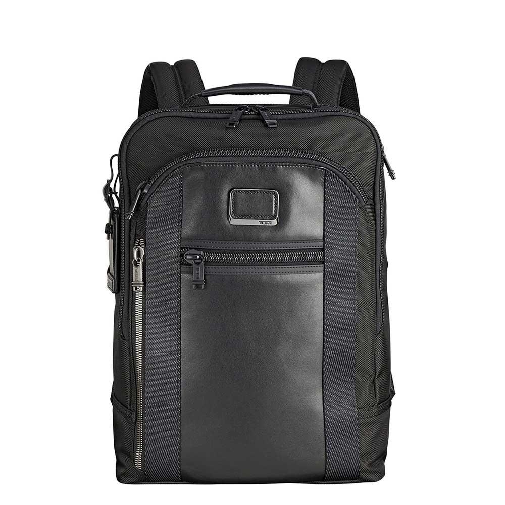 Tumi Alpha Bravo Davis Backpack black backpack <br/></noscript><img class=