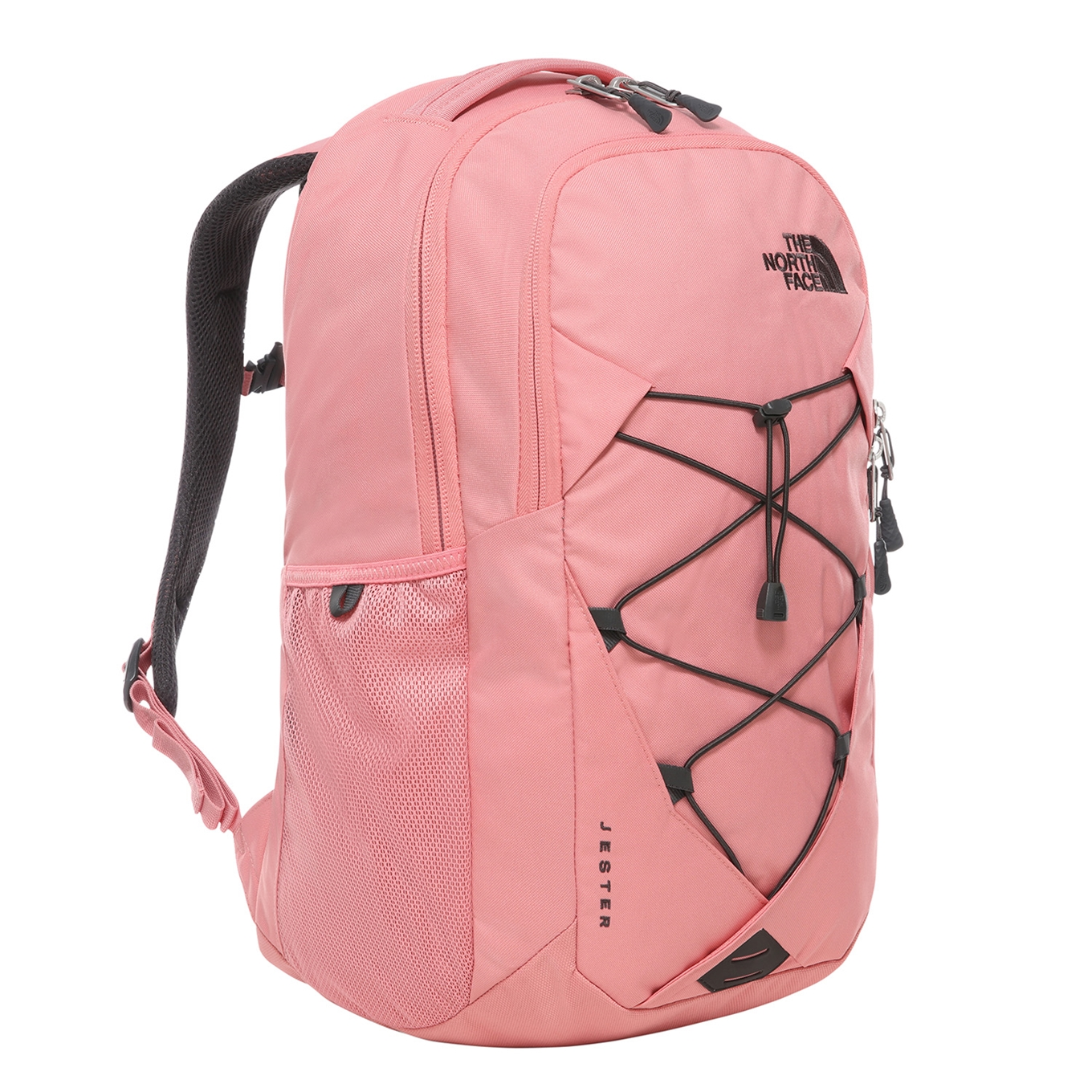The North Face Womens Jester Backpack mauve glow / asphalt grey backpack