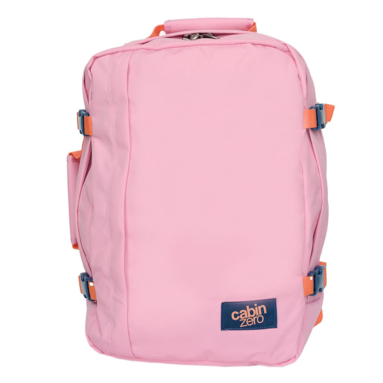 CabinZero Classic 44L Cabin Backpack flamingo pink Weekendtas <br/></noscript><img class=
