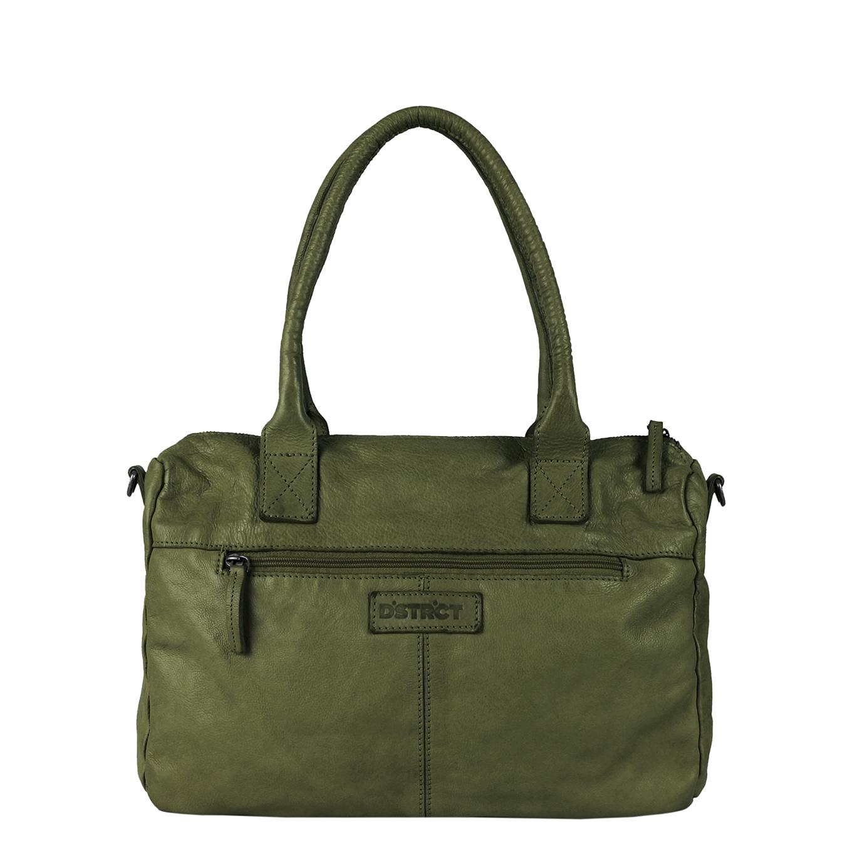 DSTRCT Harrington Road Handbag khaki Damestas