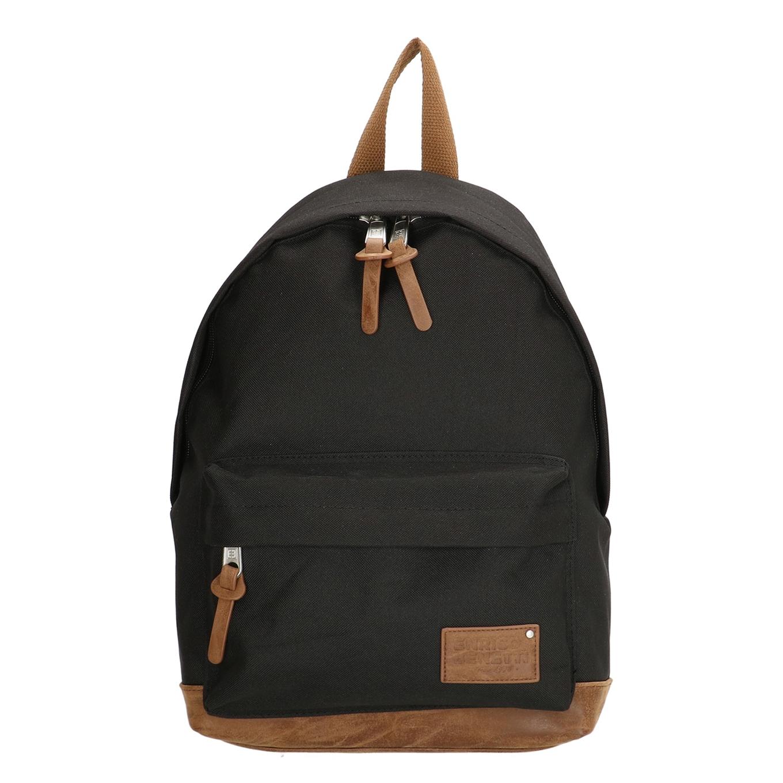 Enrico Benetti Santiago Rugtas black backpack