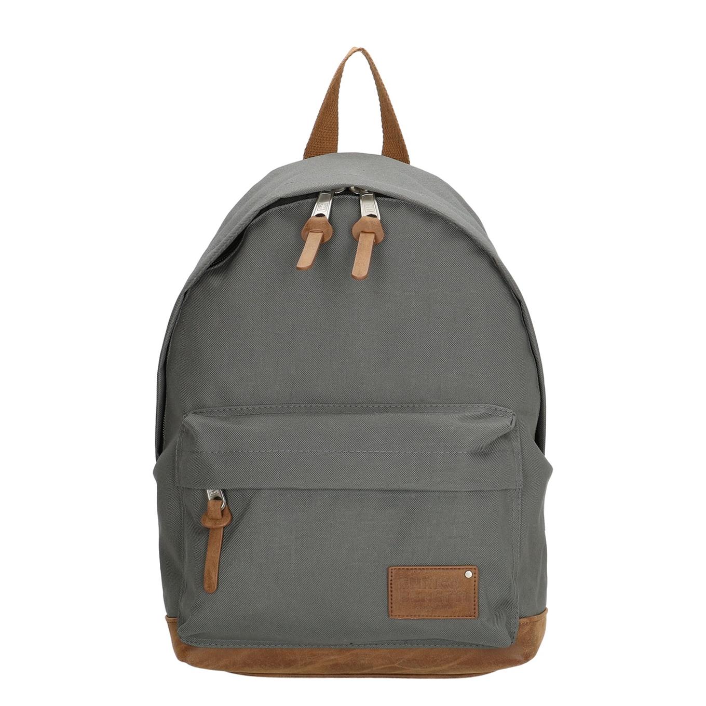 Enrico Benetti Santiago Rugtas grey backpack