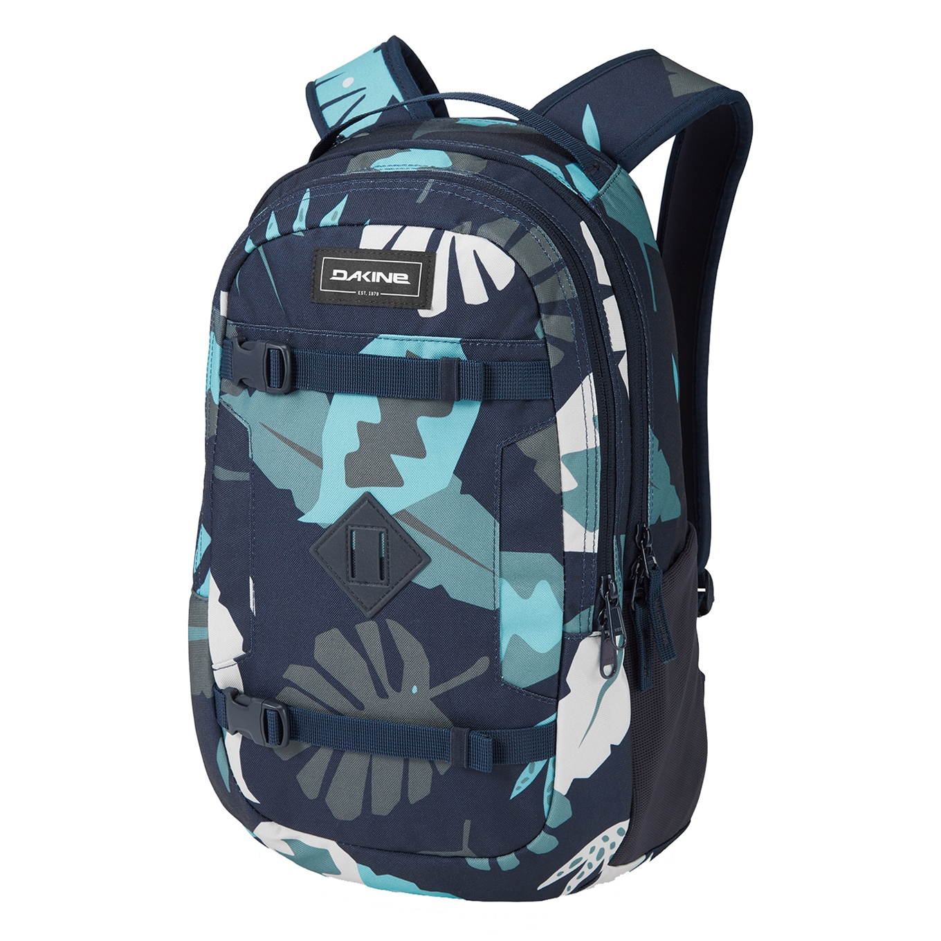 Dakine Urbn Mission Pack 18L abstract palm backpack