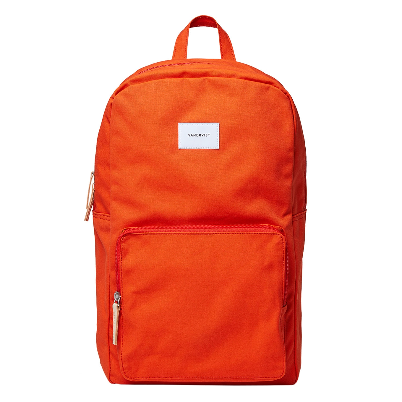Sandqvist Kim Backpack poppy red