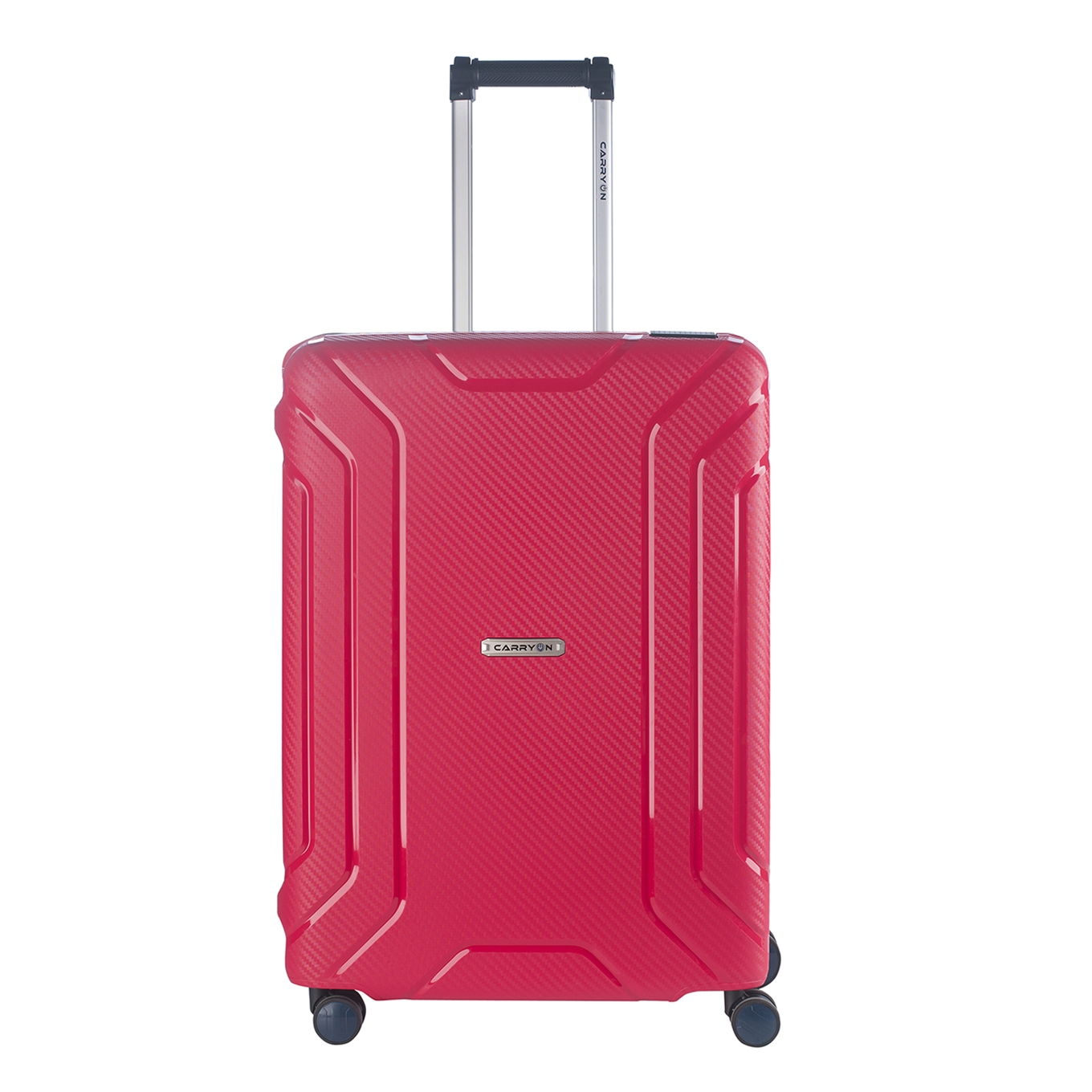 CarryOn Steward Trolley 65 red Harde Koffer <br/></noscript><img class=