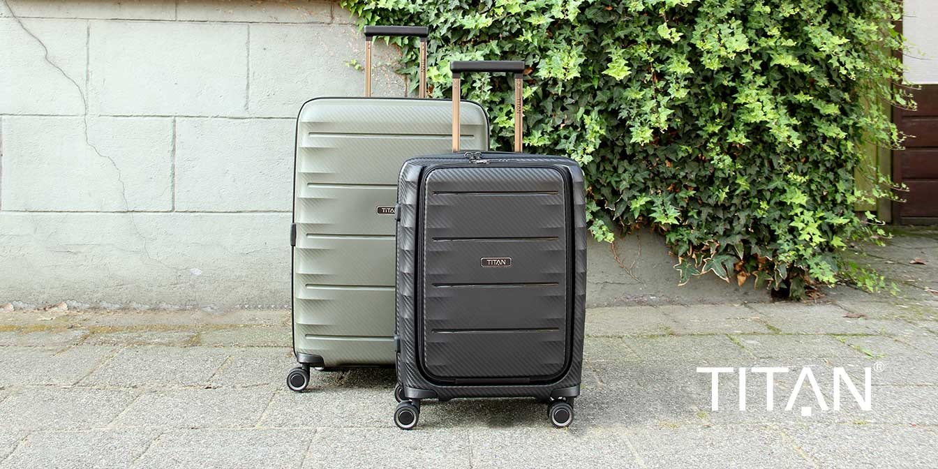 Nieuwe collectie koffers